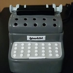 Scentsy Typewriter Wax Warmer